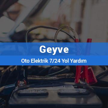 Geyve Oto Elektrik Yol Yardımı